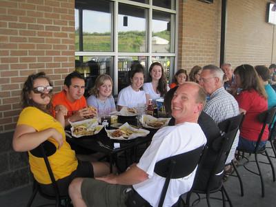West VA Mission Trip 2012