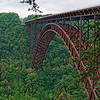 Bridge over New River Gorge, New River National Park