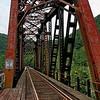 Thurmond, WV, RR Bridge