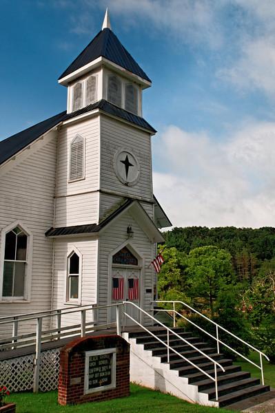 Sam Black Church - 1901, Sam Black, WV
