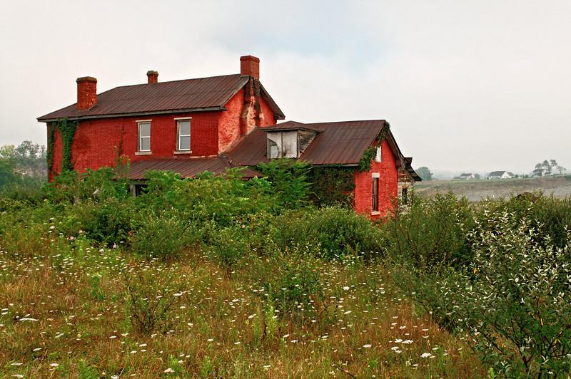 House on McLaughlin Road
