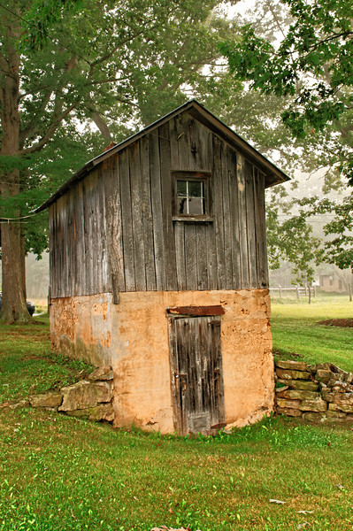 Lowdermilk Smokehouse and Root Cellar