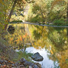Fall in Smokehole Canyon