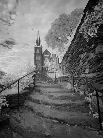 Saint Peter's Infrared No. 1