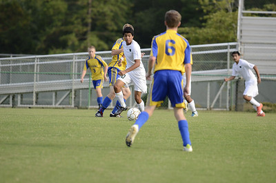 west stanly mens soccer 2012
