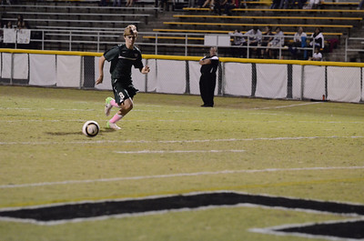 West Stanly vs Forest Hill 10/25/12