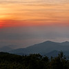 Wayah Mountain Sunrise II