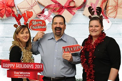 Westin Holiday Party 2017