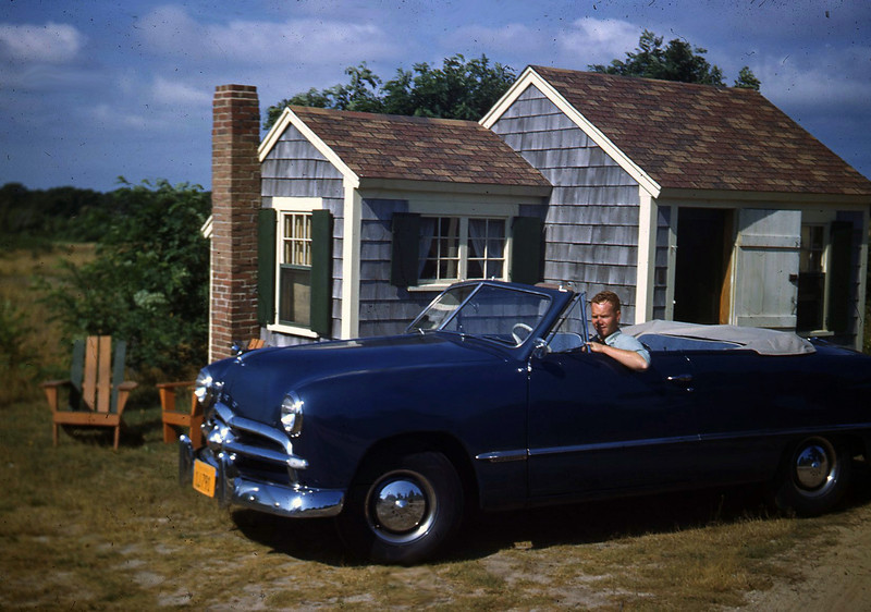My uncle also had a '49 Ford.