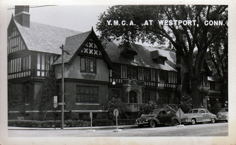 Westport YMCA around 1950.