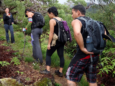 Wet and Wild Hike!
