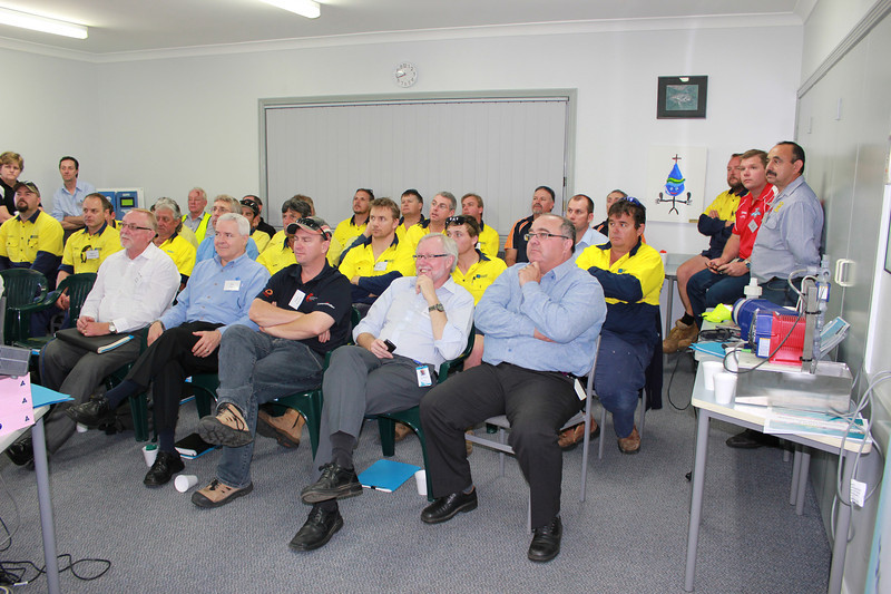 Over 40 people were in attendance at the Water Industry Interest Day in Toowoomba