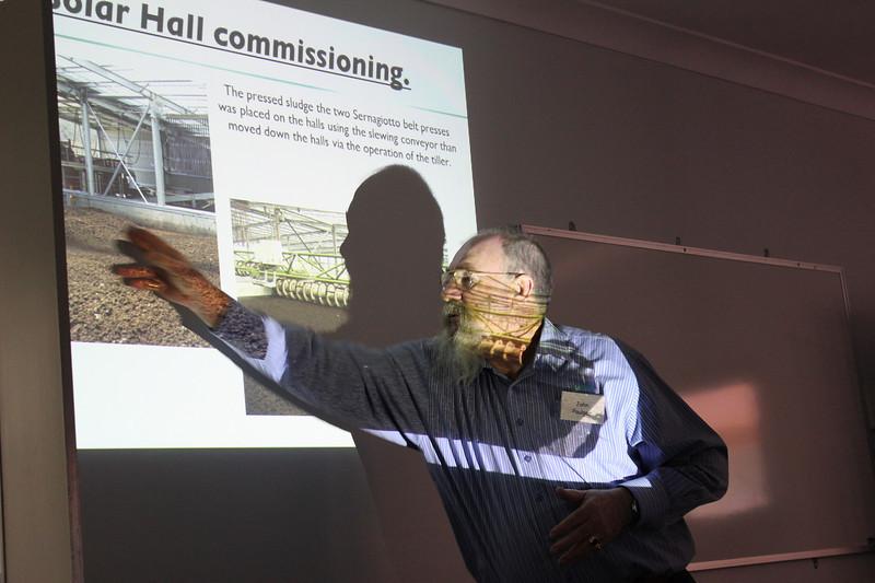 John Paulger (Toowoomba Regional Council) speaks on Wetalla Solar Hall Operations - 5 years on.