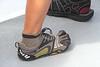 Frog shoe.