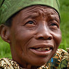 Portrait of a Congolese woman<br /> <br /> A Prayer for Congolese Mothers:<br /> <br /> Our most Gracious and Loving God,<br /> Please stay close to the mothers of Congo.<br /> Give them strength to work the fields<br /> And pound the manioc<br /> And bear their children.<br /> Let them suffer rarely, rejoice greatly<br /> And dance eternally.