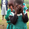 Praying children from Mbingo Baptist Primary School, Cameroon<br /> <br /> A Student's Prayer:<br /> <br /> I pray for the land of Boyo, the green hills that He has made us to see, the rain that He has made to fall, the sun that He has made to shine and for the moon in the night sky... I pray for all those who are sleeping in sin, that they should wake up to see the light that God has given them.