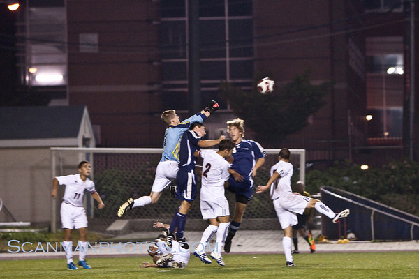 """The Gray Bees defeated Salesianum 2-1 on October 3, 2009.    <a href=""""/gallery/9843435_3JYZE"""">CLICK HERE</a> to see more pictures..."""