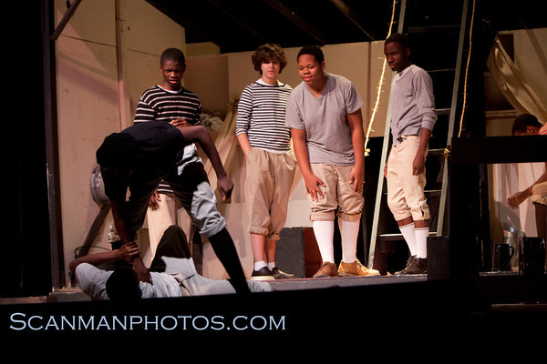 "November 19-22, 2009. The Drama Guild performed Billy Budd, an adaptation of a Heman Melville story.  <a href=""/gallery/10482894_RmPsV"">CLICK HERE</a> to see more pictures..."