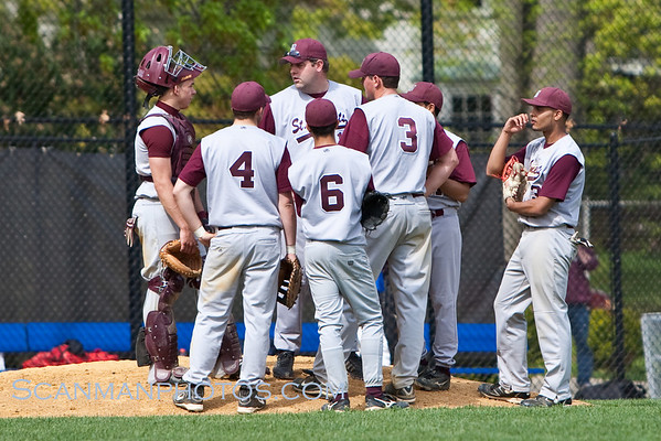 """St. Benedict's Varsity Baseball vs. Montclair High School, May 2, 2009.  <a href=""""/gallery/8091770_KXAJh"""">CLICK HERE</a> to see more pictures..."""