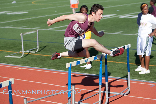 """The Track team competed at the Freshman/Sophomore/Novice meet at West Orange High School May 19, 2009.  <a href=""""/gallery/8267730_Npz2X"""">CLICK HERE</a> to see more pictures..."""