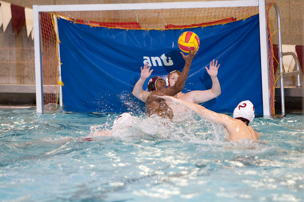 "Varsity and JV Waterpolo were both victorious over Horace Mann on September 30, 2009.  <a href=""/gallery/9835694_6SzZz"">CLICK HERE</a> to see more pictures..."