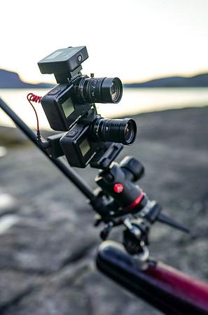 GoPro 7 Pro - Back-bone ribcage