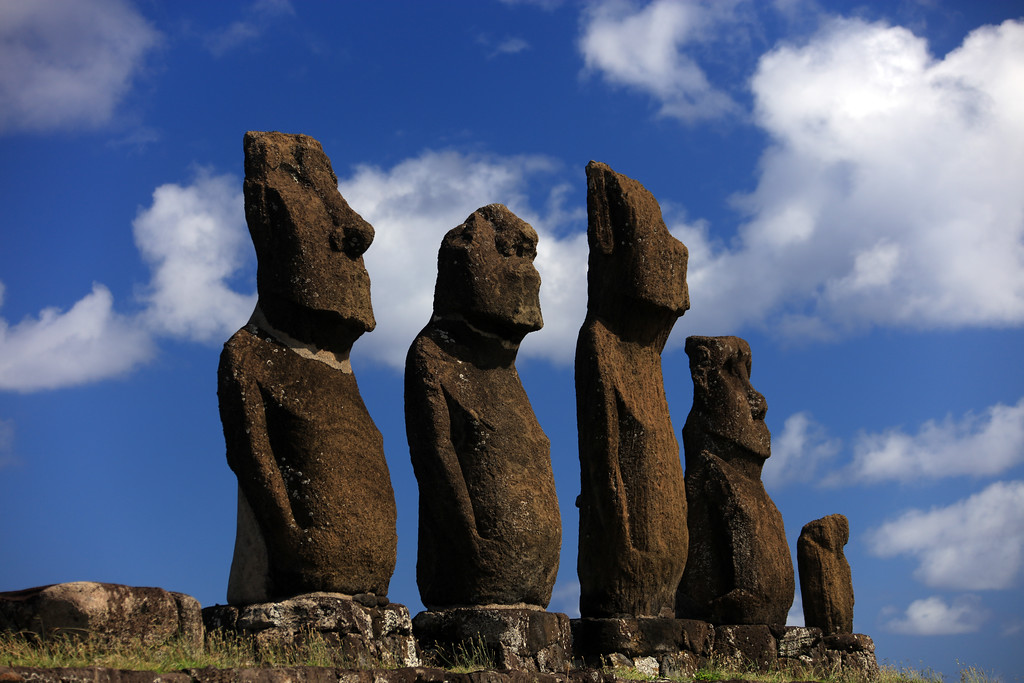 BROWSE TO DESTINATIONS / EASTER ISLAND