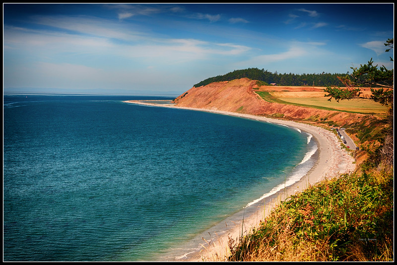 Ebey's Landing at Ebey Landing National Preserve - View 1