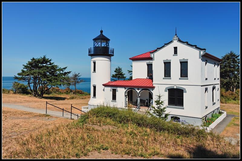 Admirialty Head Lighthouse