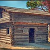 Davis Blockhouse - 1857. Built to protect from Indian attacks