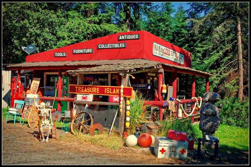 Treasure Island Store - Hwy 525