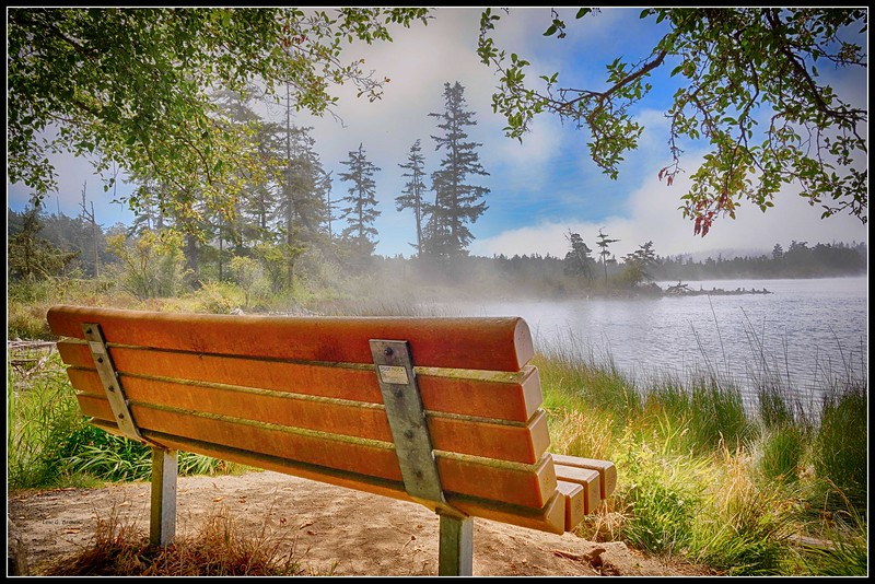 Contemplation - Cranberry Lake, Deception Pass State Park
