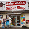 Lighting Up at Baby Zack's