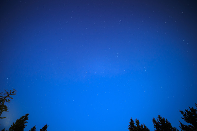 First night sky photos with Zeiss Distagon 15mm f/2.8 lens.