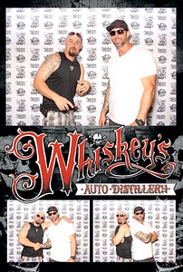 Whiskey's Auto Distillery - Grand Opening