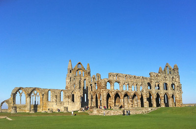114  Whitby Abbey, Oct 2011 SM