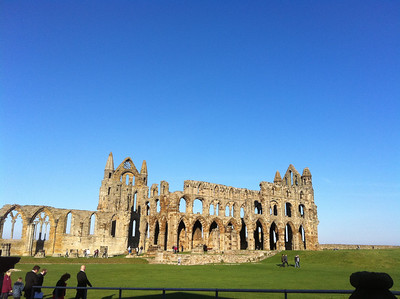 115  Whitby Abbey, Oct 2011 SM