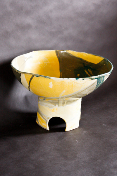 White Oaks Pottery, Ivy Heymann, White Oaks, New Mexico
