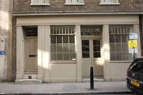 Victorian Storefront