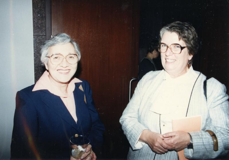 NIna Lanzetta (AFGL) and Althea Phillips