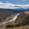 Whitewater Creek, downstream from the Catwalk, Jan. 28, 2008