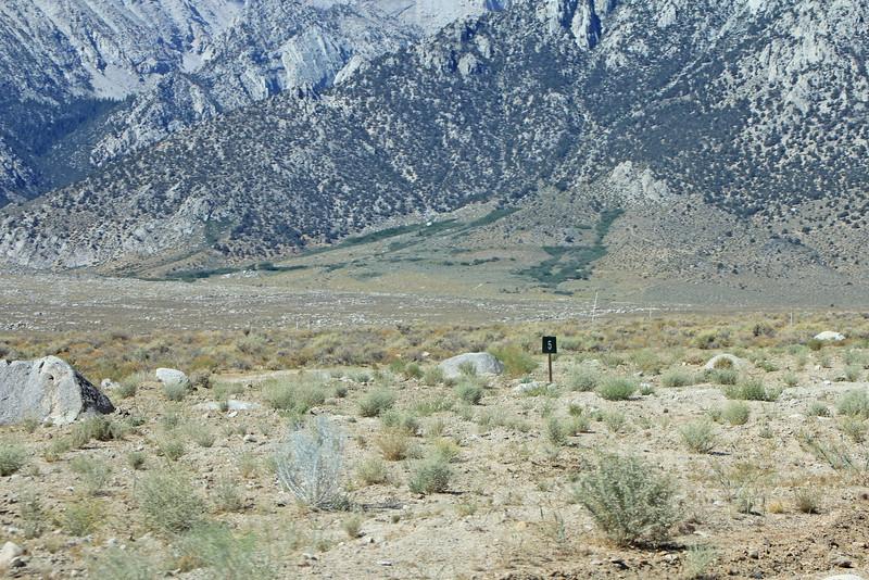 8/18/11 Portal Preserve lots off Whitney Portal Road, Eastern Sierras, Inyo County, CA