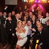 Wedding Reception at The Orange Peel , Asheville North Carolina