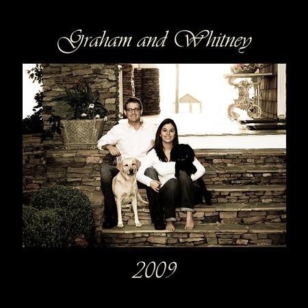 Whitney and Graham engagement