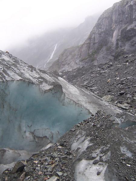 Fox Glacier, New Zealand, 10-24-2003
