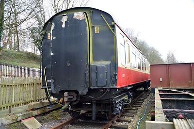 70527 SR EMU TSOL Class 411 Coach   13/02/16