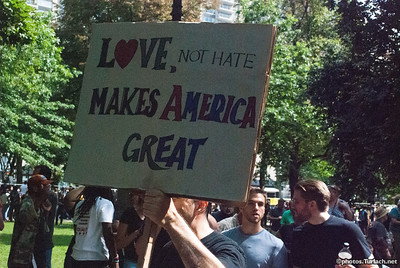 Boston Against Hate! - 07