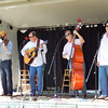 Bullard Brothers and friends delighted the crowd with their musical renditions.