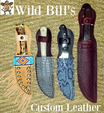 Wild Bill Custom Leather
