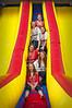 Bottom to top: Little Miss Faith Gardner, Junior Miss Attendant Katelin Berklund, Junior Miss Krista Hall, 2nd Attendant Marissa Scheckel, 1st Attendant Jessica Nelson, Miss Wild West Gracie Riness